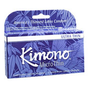 Kimono Microthin Condoms (Bulk)