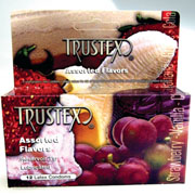 Trustex Flavoured Condoms (12 Pack)