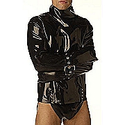 Rubber Straight Jacket