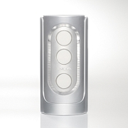 Tenga Flip Hole - Silver - NEW!
