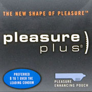 Pleasure Plus Condoms (Bulk)