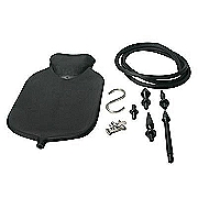 Black Enema Set