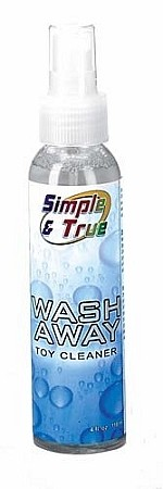 Wash Away Toy Cleaner