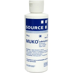 Muko Lubricating Jelly - Medical Grade Lubricant